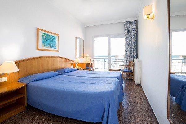 Habitació doble estàndard (sense vistes al mar)