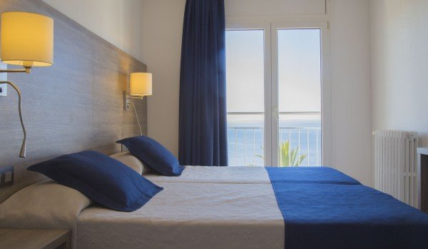 Habitació Triple Vistes al mar